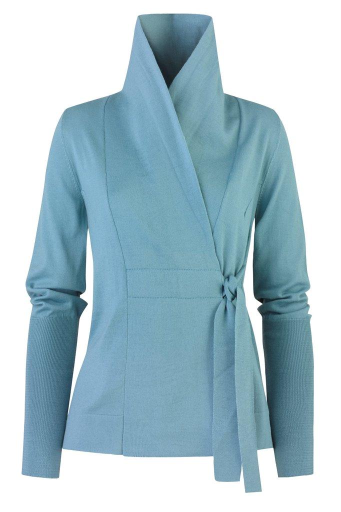 C12 Classic wrap jacket - mint (jakke)