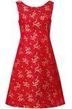 china dress - red (kjole)