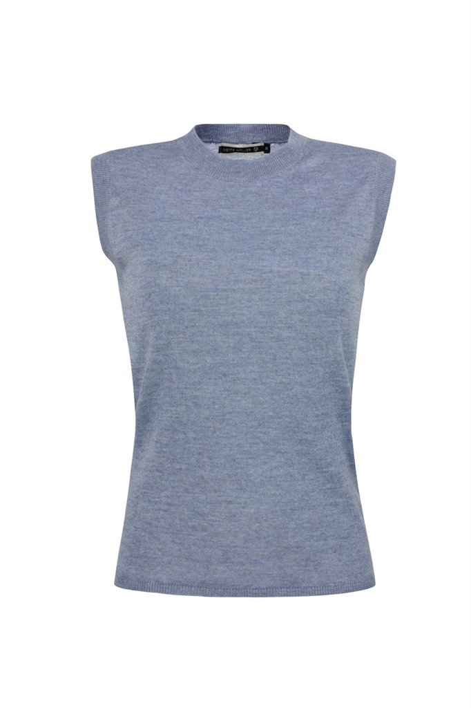Solid top - blue (topp)