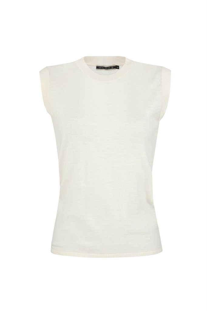 Solid top - white (topp)