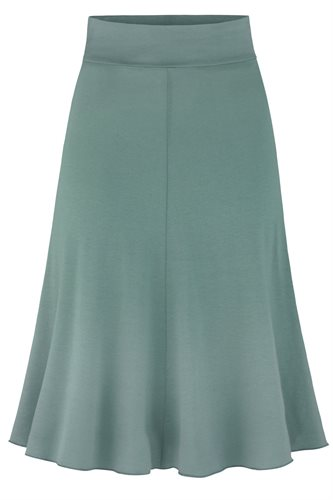 Fluid skirt - mint (skirt)