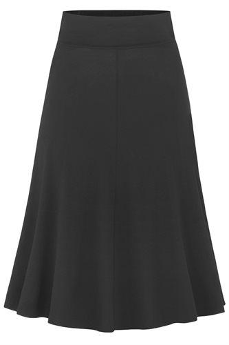 Fluid skirt - black (skirt)