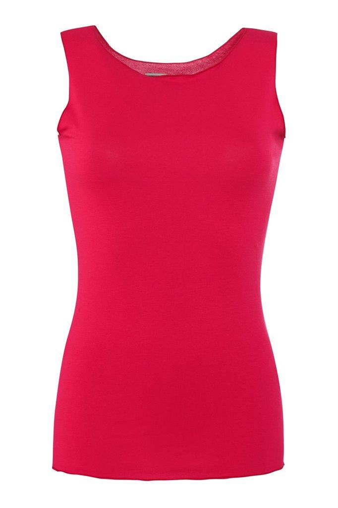 Fluid singlet - red (topp)