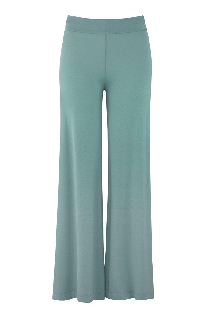 Fluid trousers - mint (bukse)