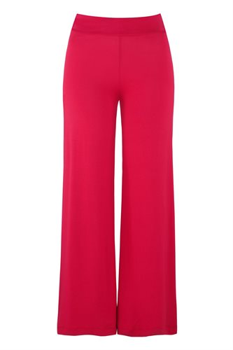 Fluid trousers - red (pants/shorts)