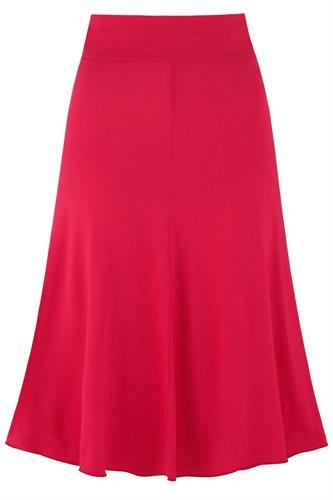 Fluid skirt - red (skirt)