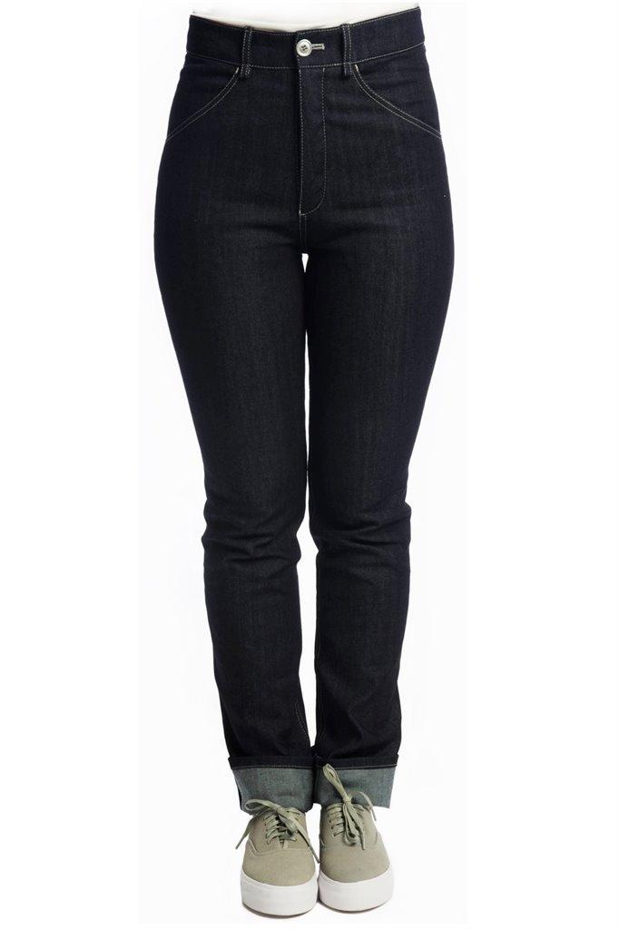 Organic slim jeans - 174/38 (bukse)