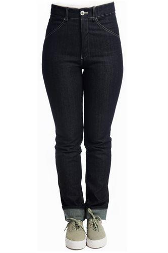 Organic slim jeans - 174/38 (pants/shorts)
