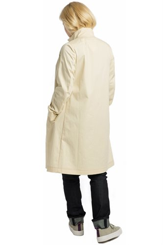 The Trench - creme (jacket/cardigan)