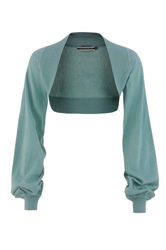 Magnolia bolero - green (jacket/cardigan)