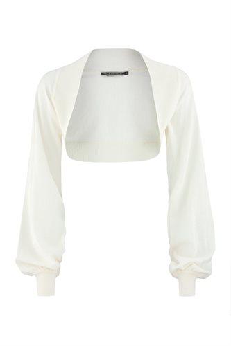 Magnolia bolero - white (jacket/cardigan)