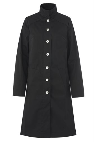 The Trench - black (jacket/cardigan)