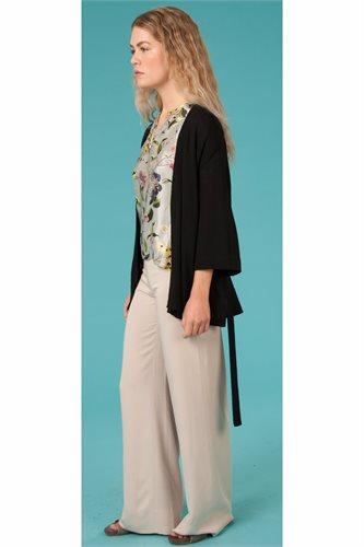Oriental trousers - beige (pants/shorts)