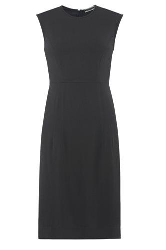 Oriental Sun dress solid - black (dress)