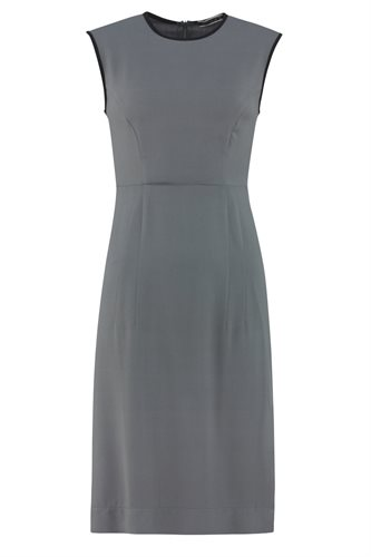 Oriental Sun dress solid - grey (dress)