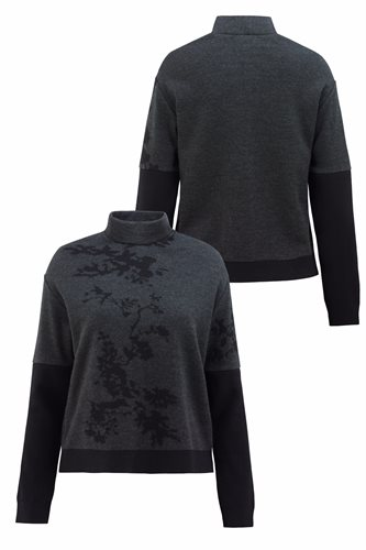 Asian bloom sweater (sweater)