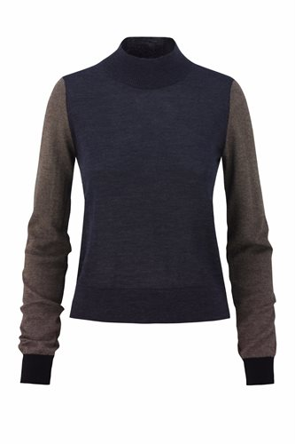 Just for fun sweater - mel navy (sweater)