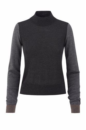 Just for fun sweater - grey (sweater)