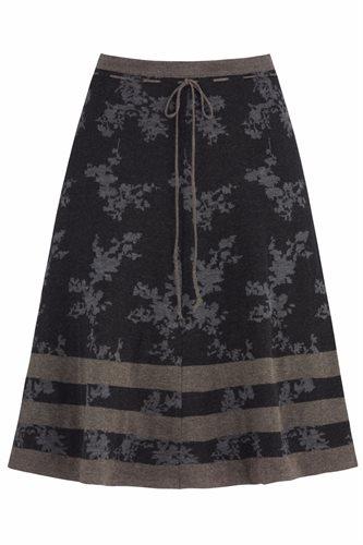 Just for fun skirt - grey (skirt)