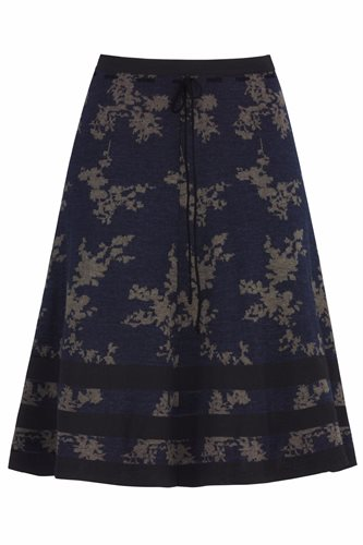 Just for fun skirt - mel navy (skirt)