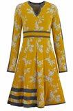 Just for fun dress - yellow (dress)
