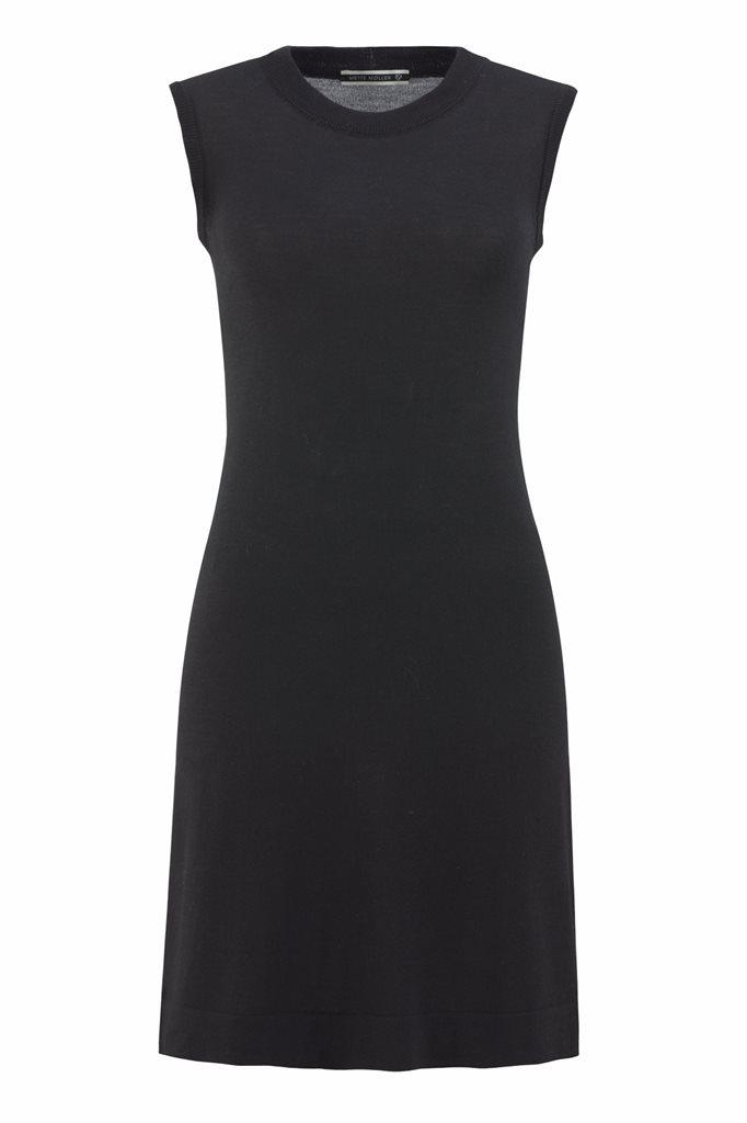 Classic T dress - svart - black (dress)