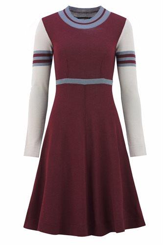 Classic S dress - wein (dress)