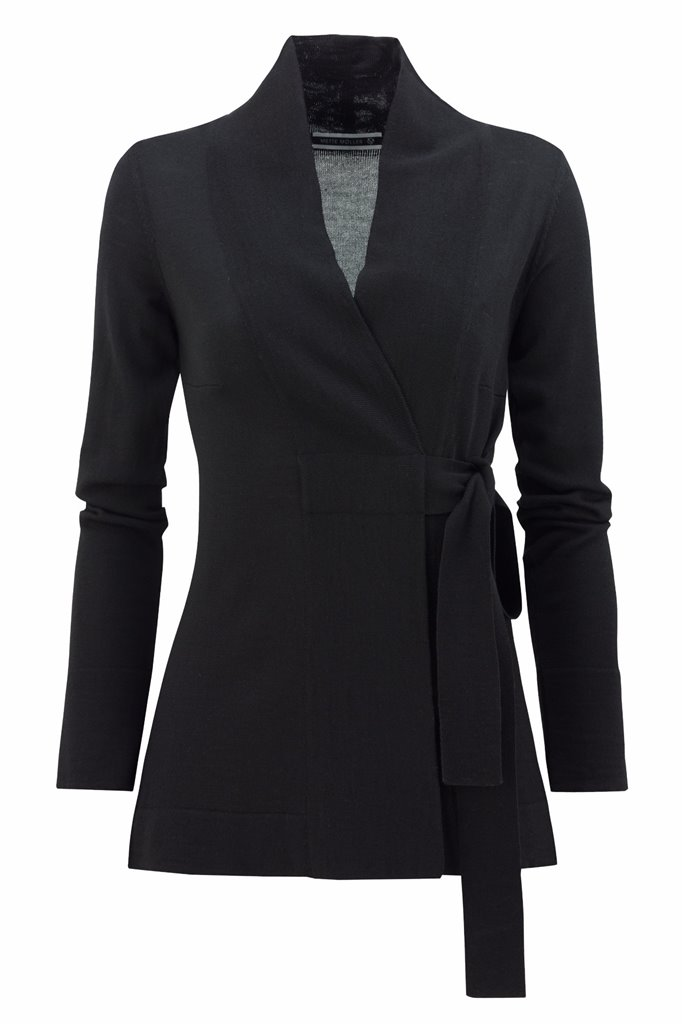 Classic W jacket - svart - black (jacket/cardigan)