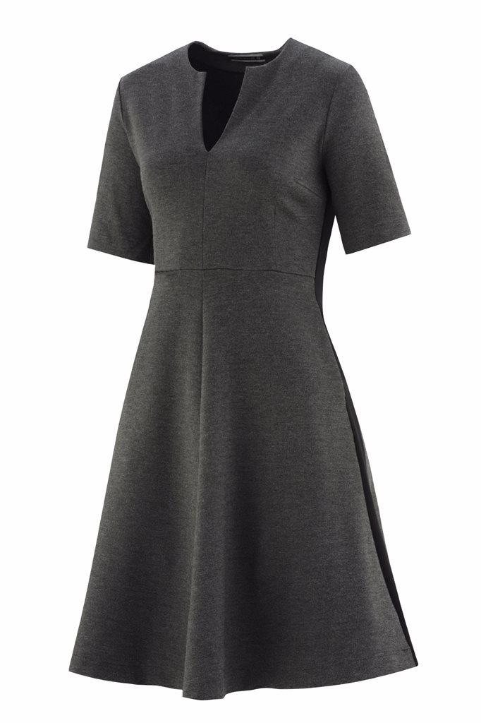 The X-dress - grey (kjole)