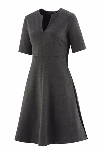 The X-dress - grey (dress)