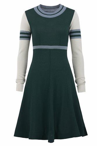 Classic S dress - wald (dress)