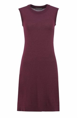 Classic T dress - wein (dress)