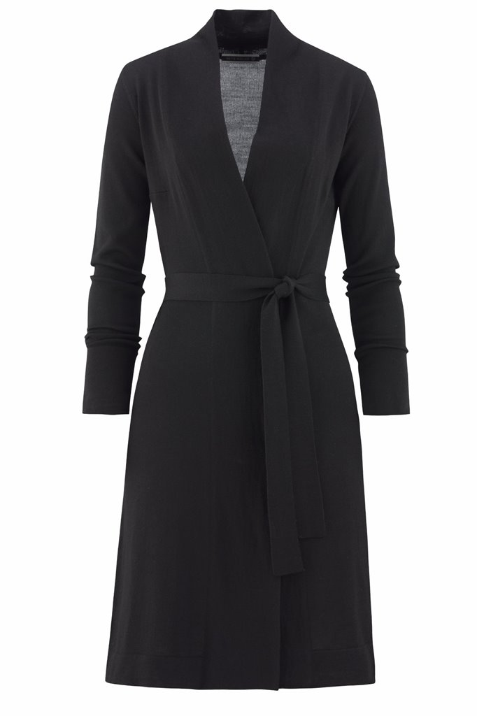 Classic L jacket - svart - black (jacket/cardigan)