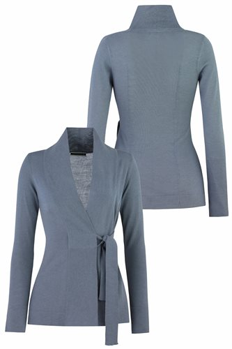 Classic W jacket - front and back (jacket/cardigan)
