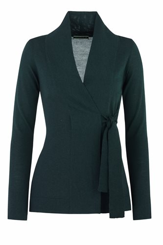 Classic W jacket - wald (jacket/cardigan)