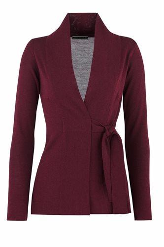 Classic W jacket - wein (jacket/cardigan)