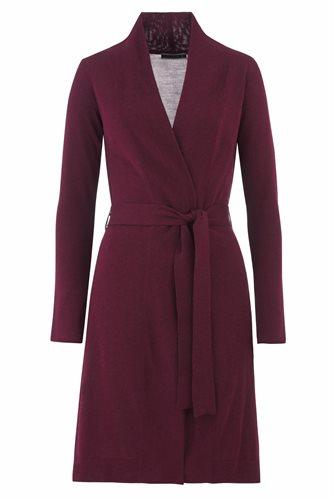 Classic L jacket - wein (jacket/cardigan)