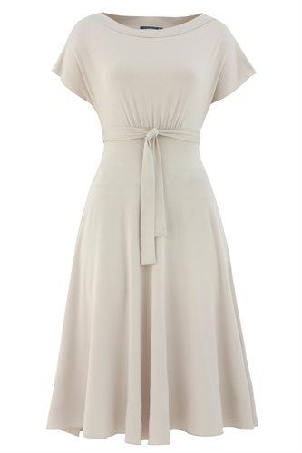 Classic jersey summer dress (dress)