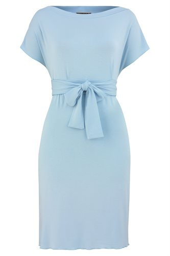 Classic Jersey square dress - ice blue (dress)
