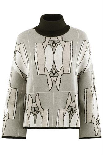 Bilbao Sweater - Misty (sweater)