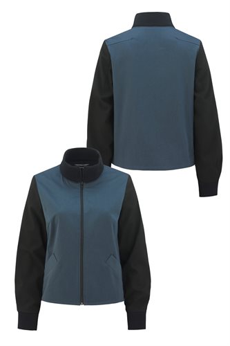 The Cool jacket - blue (jacket/cardigan)