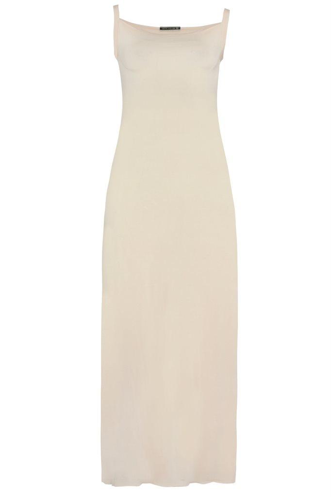 Fiona long slip dress (kjole)
