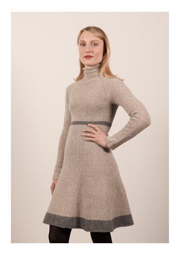 My friend Vera dress - putty (dress)