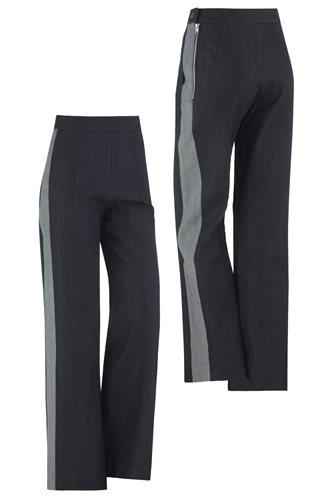 Organic 70's jeans (pants/shorts)
