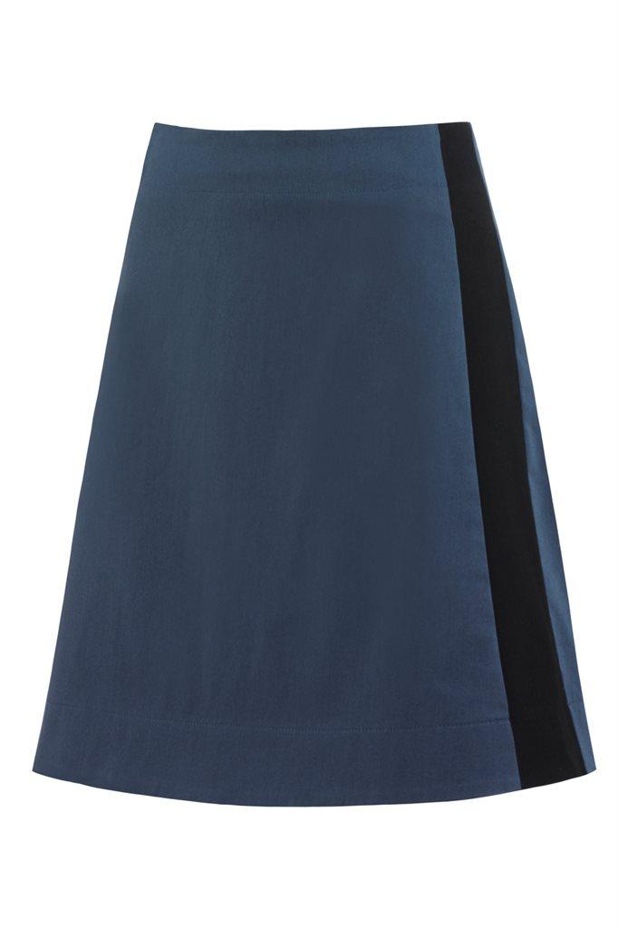 The Cool skirt - blå (skirt)