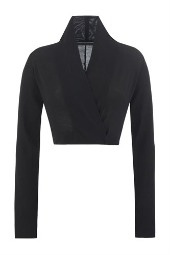 Summer bolero - black (jacket/cardigan)