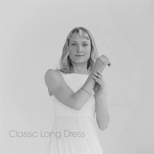 Classic long jersey dress (dress)