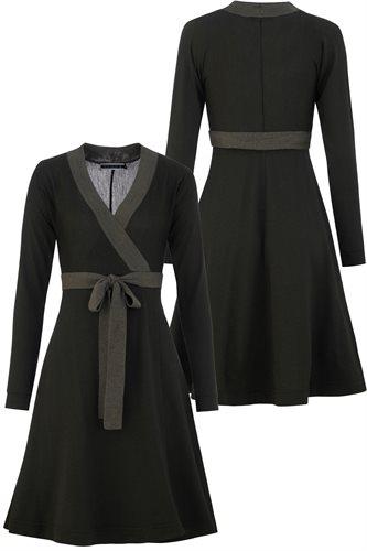 Classic Wrap dress (dress)
