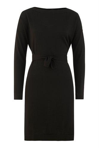 Classic Square dress - black (dress)