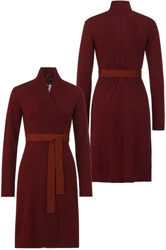 Classic Slim Wrap dress (dress)